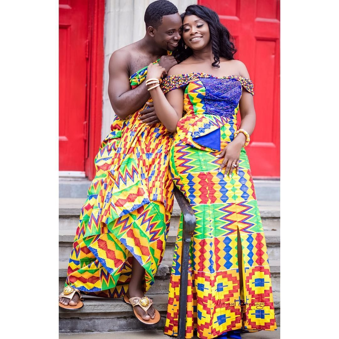 See how ghanaian couples are rocking this iconic super luxe big day