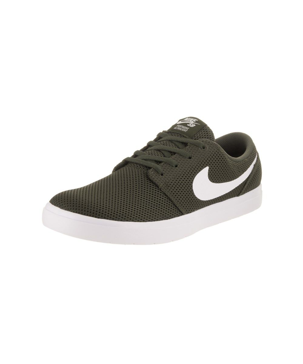 NIKE Nike Men'S Sb Portmore Ii Ultralight Skate Shoe'. #nike #shoes #