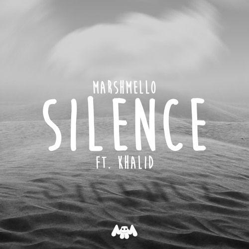 Marshmello Ft Khalid Silence Silence Lyrics Khalid Album Songs
