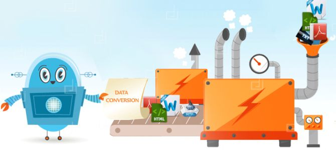 Why Data Conversion Is Required To Enhance Your Business Functionality