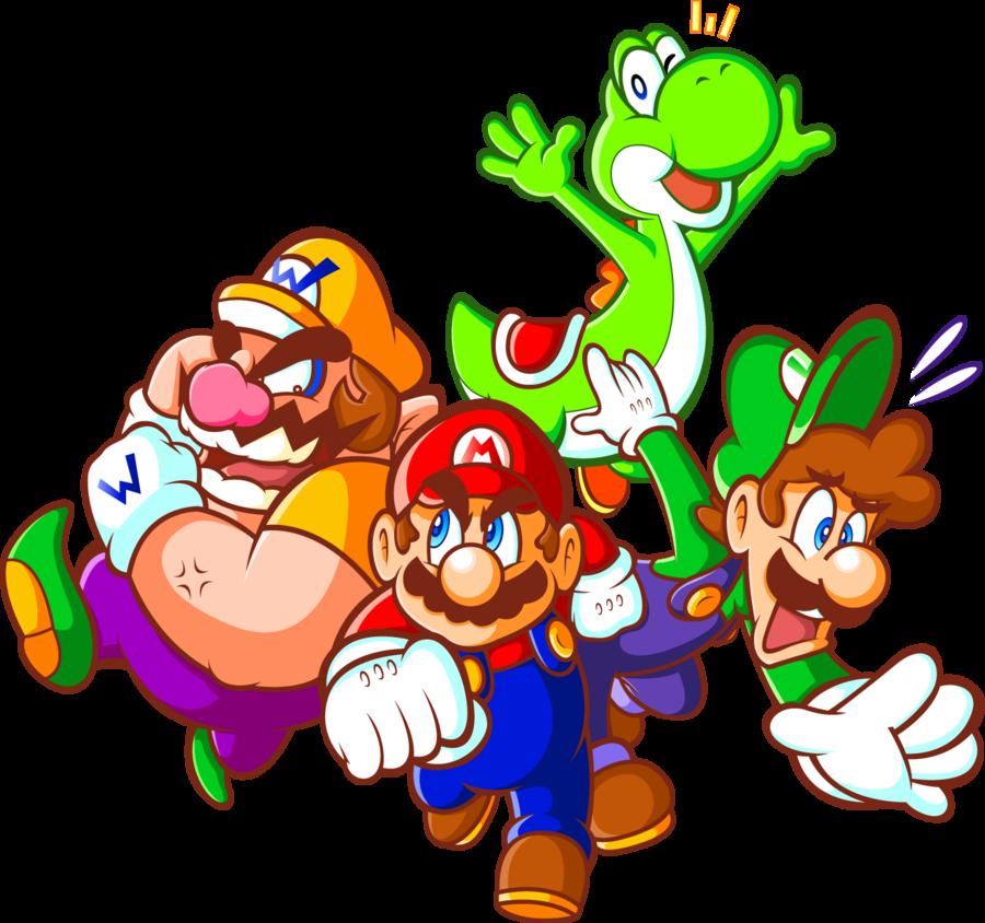 Super Mario X4 By Jamesmantheregenold Deviantart Com On