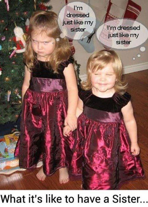 Annoying Sister Habits