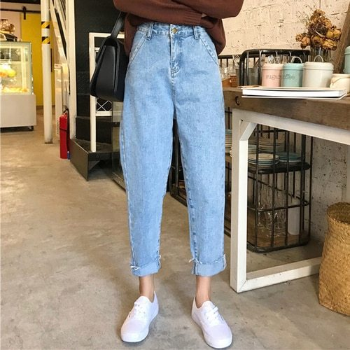 Photo of Trendy Elegant Leisure Daily Lovely Simple Retro Jean