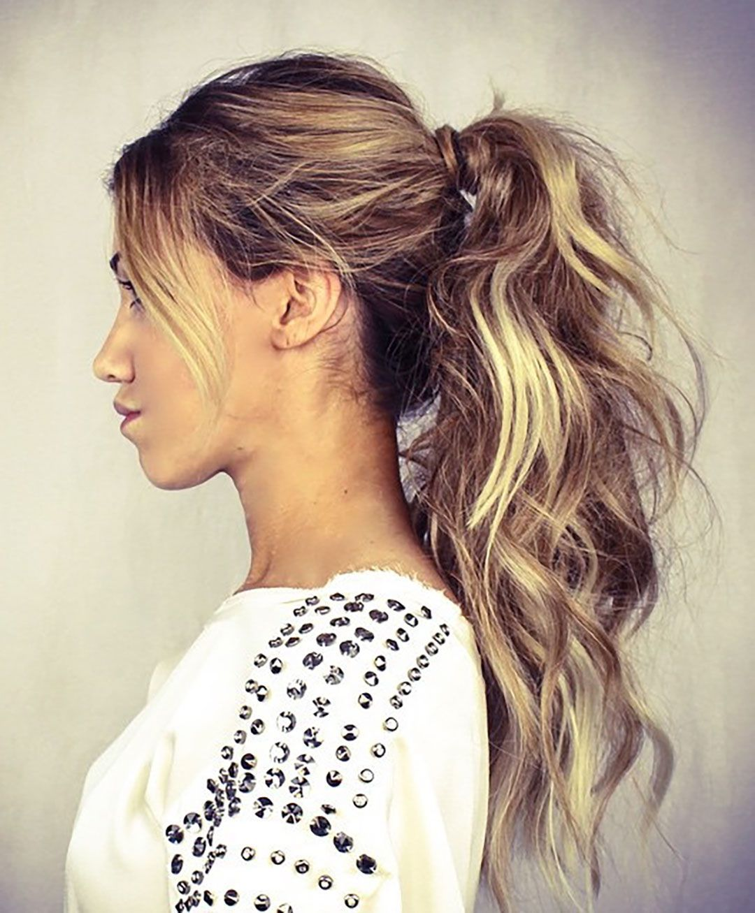 Diy Ponytail Ideas You Re Totally Going To Want To Instagram