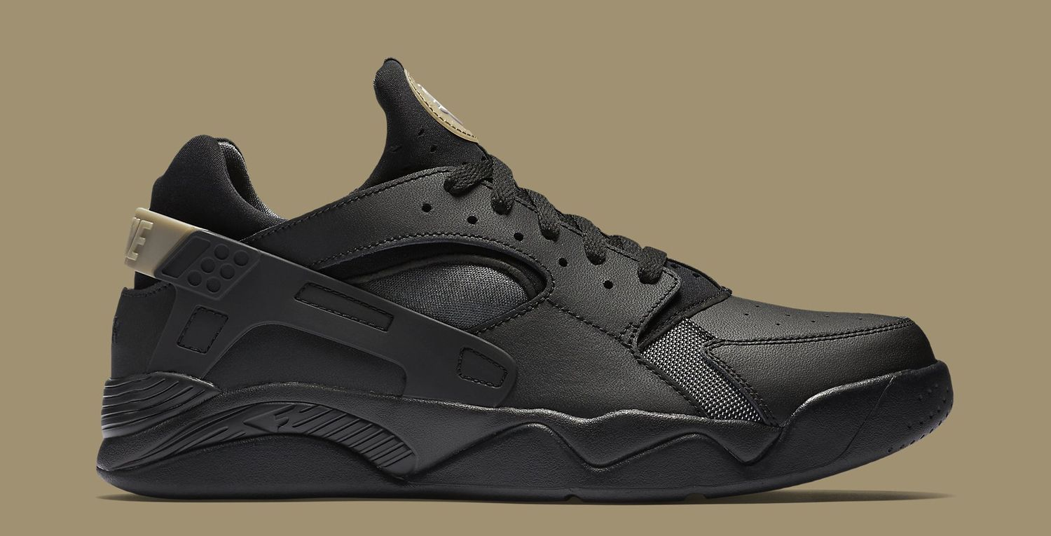 finest selection f591d 62e8b Nike Air Flight Huarache Low Black Anthracite | Clothing ...