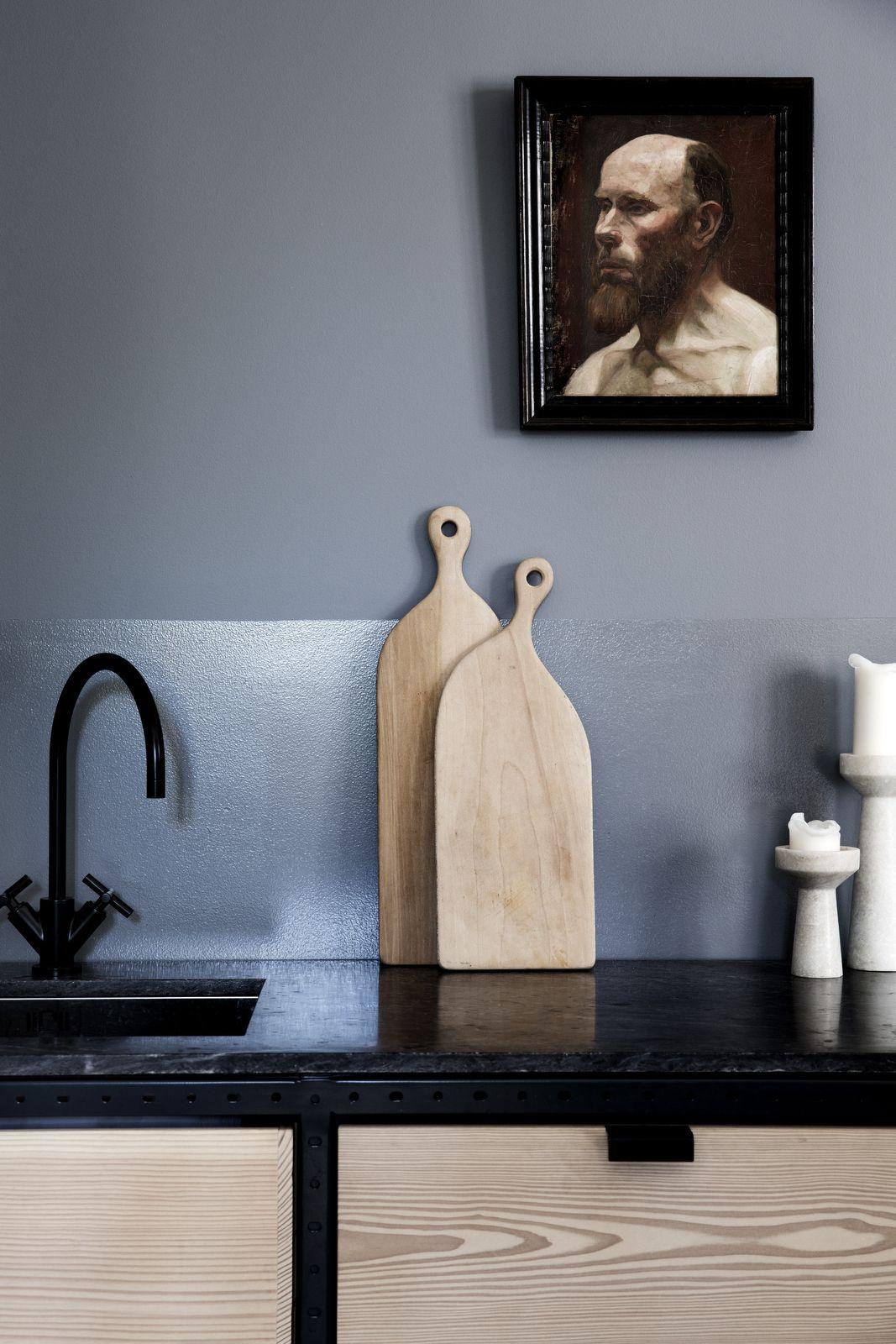 Farbe Abwaschbar in Küche | Küche | Wandfarbe küche, Küche ...