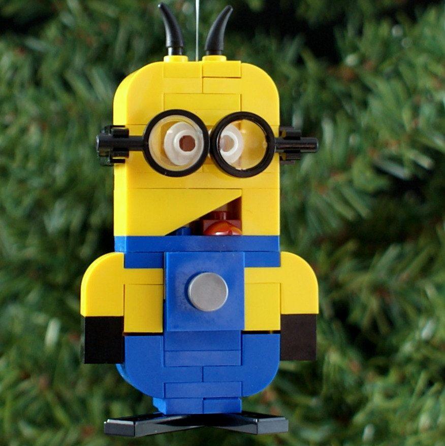 descipable me minion christmas tree ornament - Minion Christmas Ornament