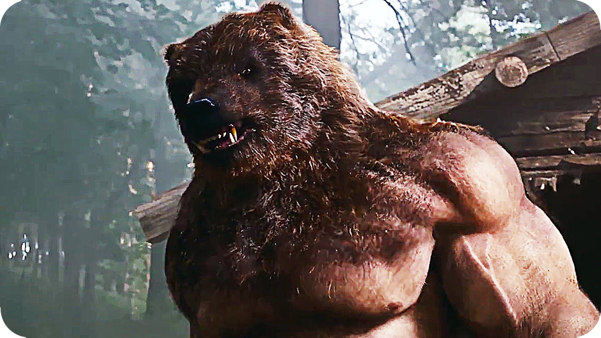 GUARDIANS Teaser Trailer 3 (2017) Russian Superhero Movie | HORROR ...