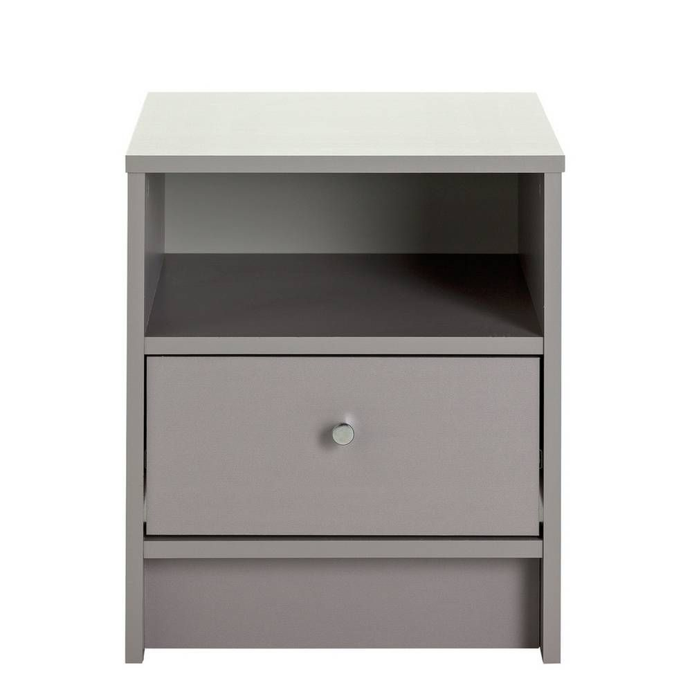 Buy Argos Home Malibu 1 Drawer Bedside Table Grey Bedside Tables Argos Bedside Table Grey Grey Bedside Argos Home