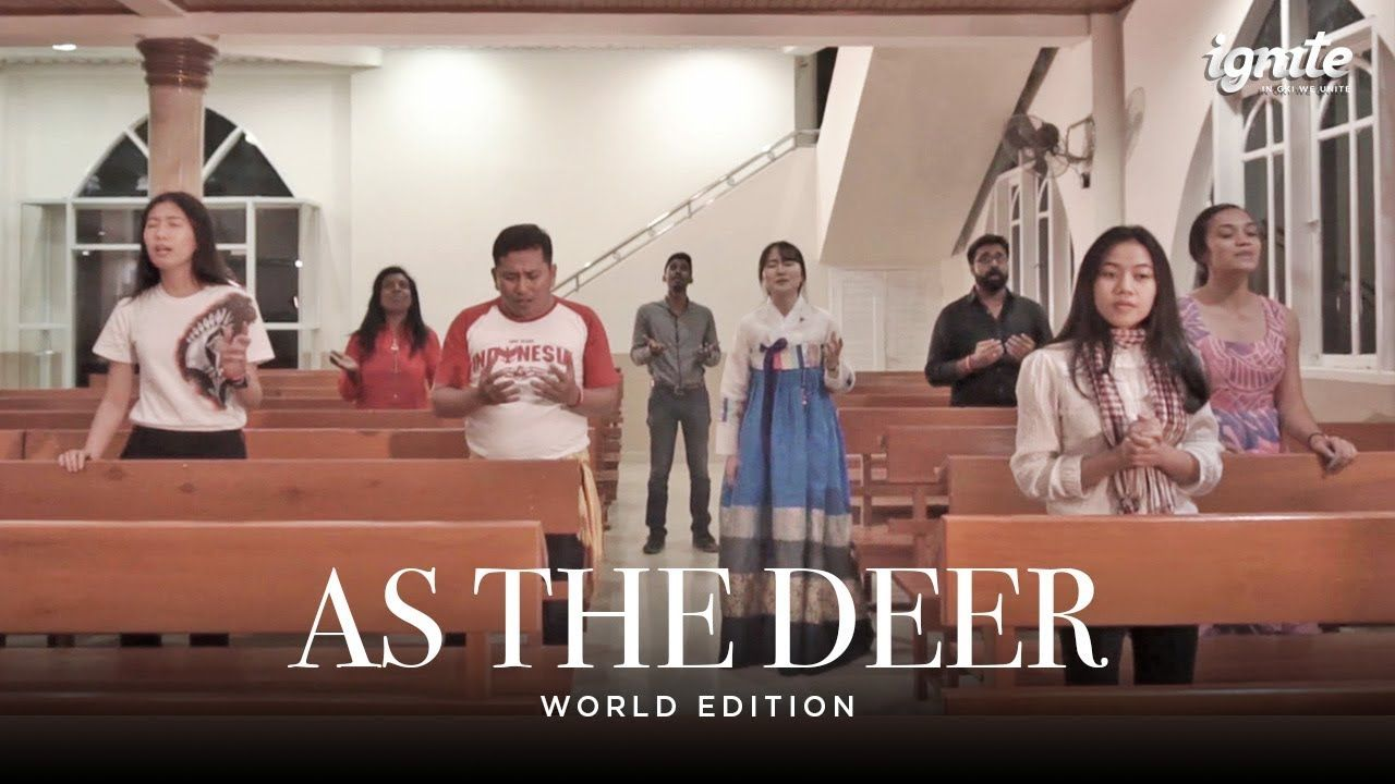 As The Deer // WORLD EDITION (With images) Spiritual
