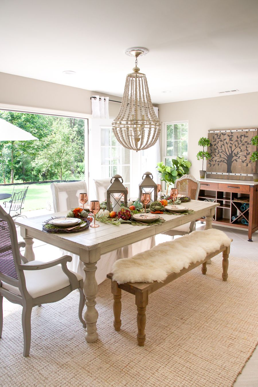 Autumn Table Tips: How to Set a Table for Fall | Dinning ...