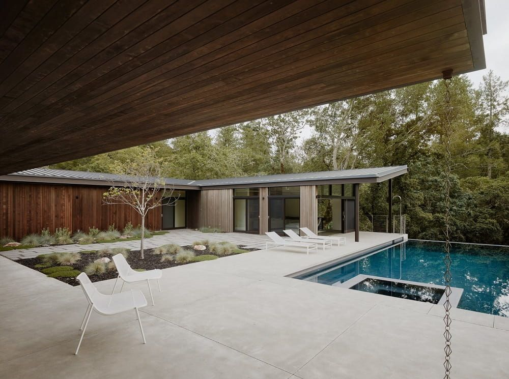 Valley Of The Moon Retreat By Butler Armsden Architects
