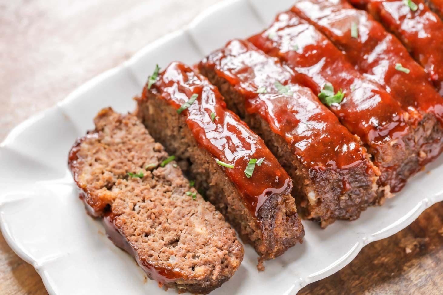 Easy Homemade Meatloaf Recipe Just Like Mom Made Lil Luna Recipe Meatloaf Beef Meatloaf Recipes