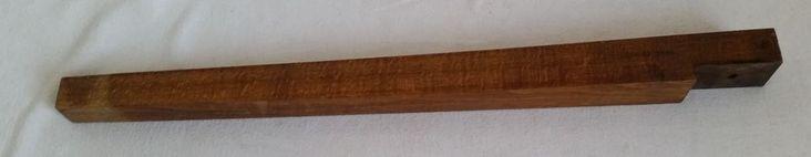 Tischbein Holz eckig quadratisch konisch dunkel alt antik Länge 71 cm ...   - Alles muss weg! - #Alles #alt #Antik #DUNKEL #eckig #Holz #konisch #Lange #Muss #quadratisch #Tischbein #Weg #altesholz