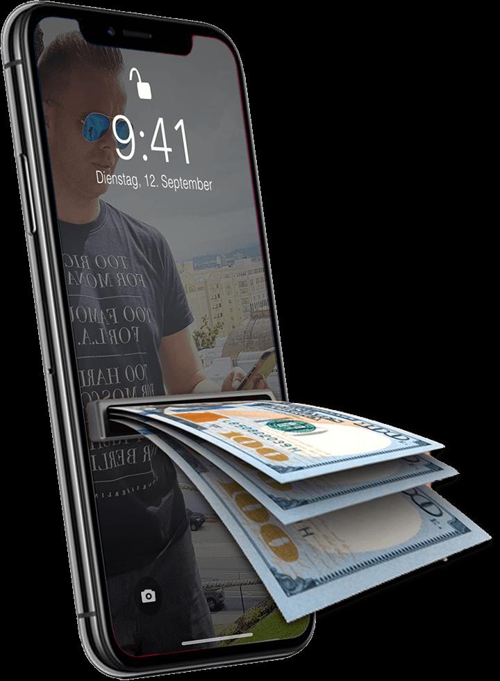 Smartphone Geld Verdienen
