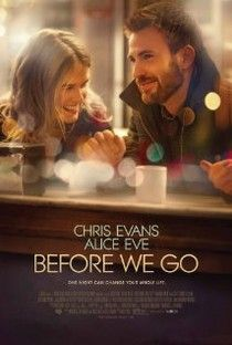 Before We Go Poster Capa Cartaz Oficial 2 Filmes