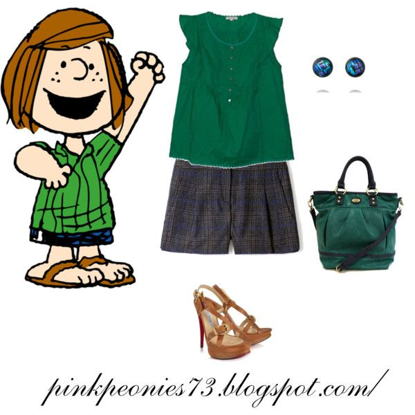 Peppermint Patty Peppermint Patty Costumes Peanuts Halloween Costume Mom Halloween Costumes