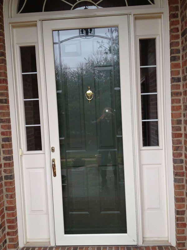 Front Doors With Storm Door interesting front doors with storm door screen the curious