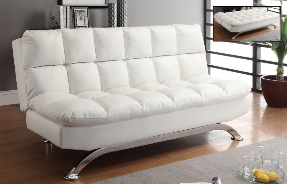 Sus Klik Klak Convertible Sofa Bed White