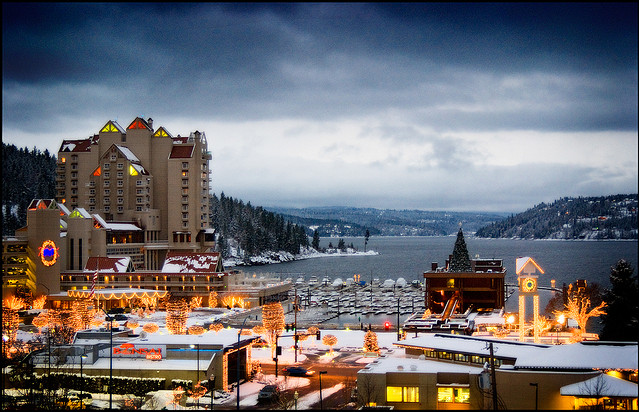 Image result for coeur d'alene winter