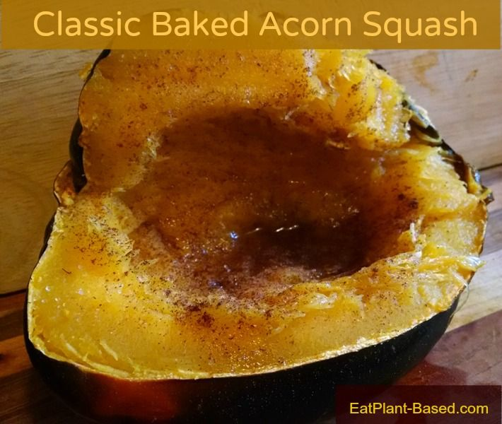 How To Cook Acorn Squash Whole Recipe Acorn Squash Food