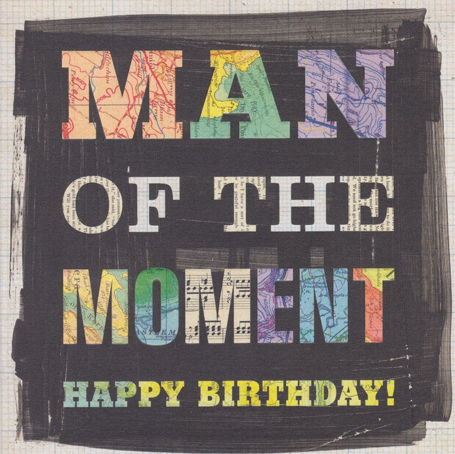 17 Best images about birthdayman – Birthday Cards for Man