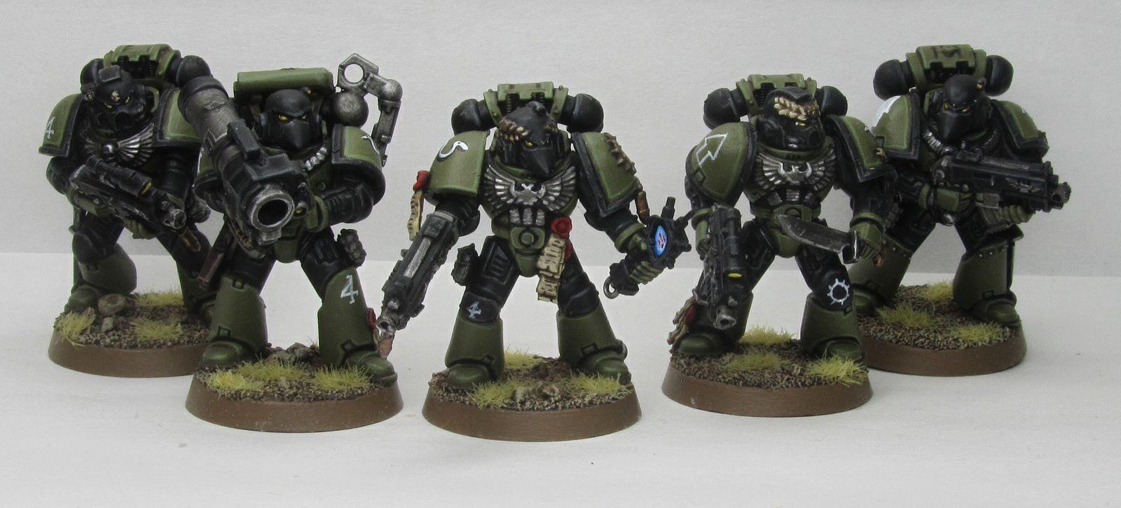 Tactical squad Aeton 1 | por barbalar2000