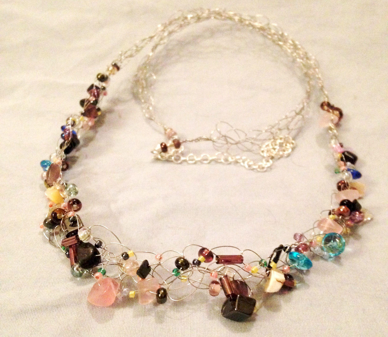 crochet wire jewelry patterns - Google Search | Jewelry - crochet ...