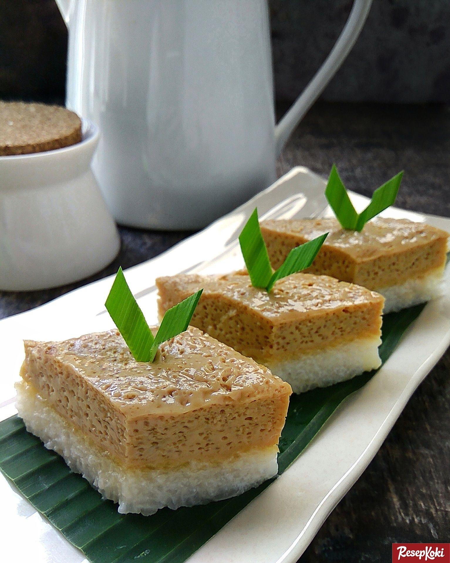 Ketan Srikaya Klasik Legit Manis Lezat Resepkoki Resep Makanan Camilan Resep