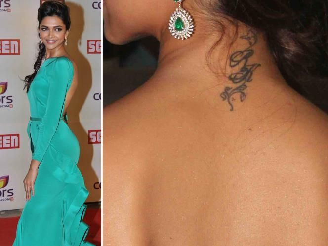 Deepika Padukone To Ink New Tattoo? | Deepika padukone ...