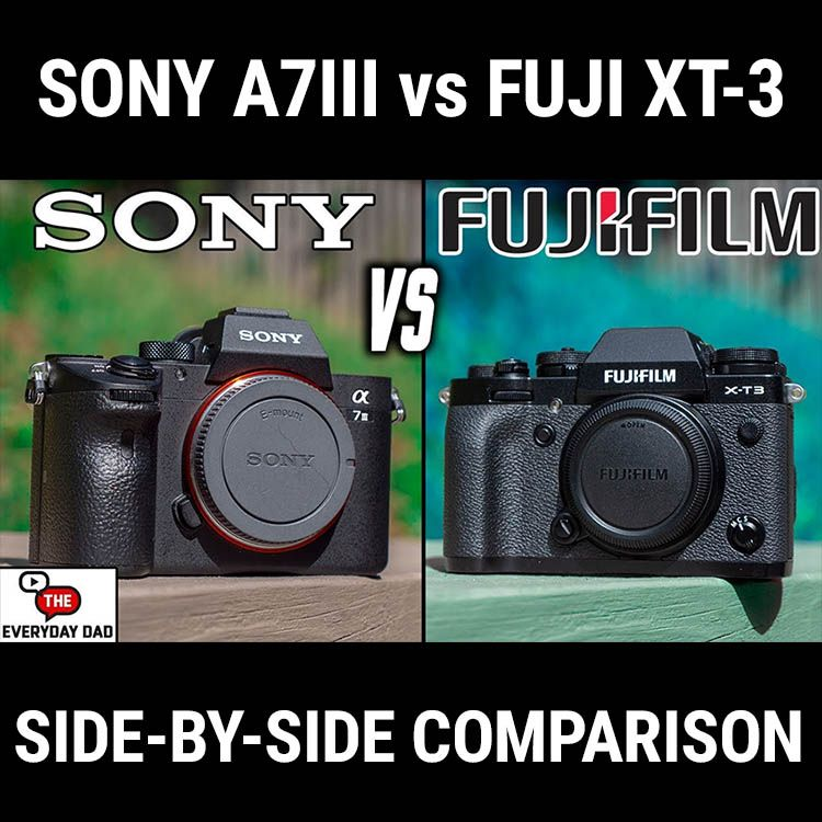 Sony A7III vs Fuji XT3 - Which One Should You Choose? | Camera