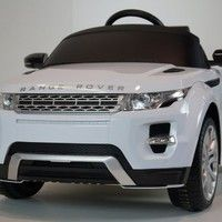 Licensed Range Rover Evoque Ride On Car Toy With Remote Control Mp3 Connection Key For Start Range Rover Evoque Toy Car Range Rover