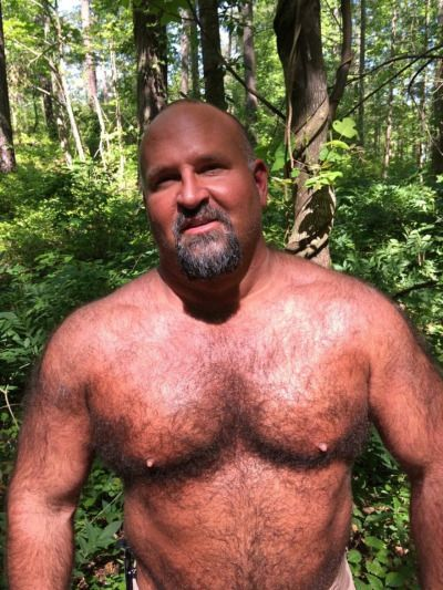 gaybears_Image result for barechested | Muscle Bears | Bear men, Hairy chest, Muscle bear