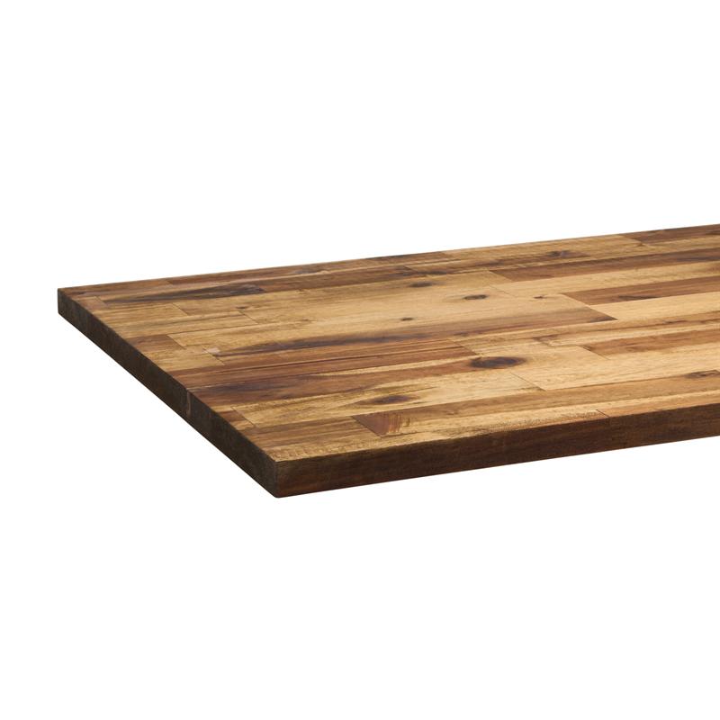 find acacia oiled hardwood kitchen worktop 220 x 60 x 26cm at homebase