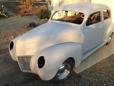 Mercury : Other custom 1939 Mercury Sedan Street R - http://www.legendaryfind.com/cars/pin/28884/