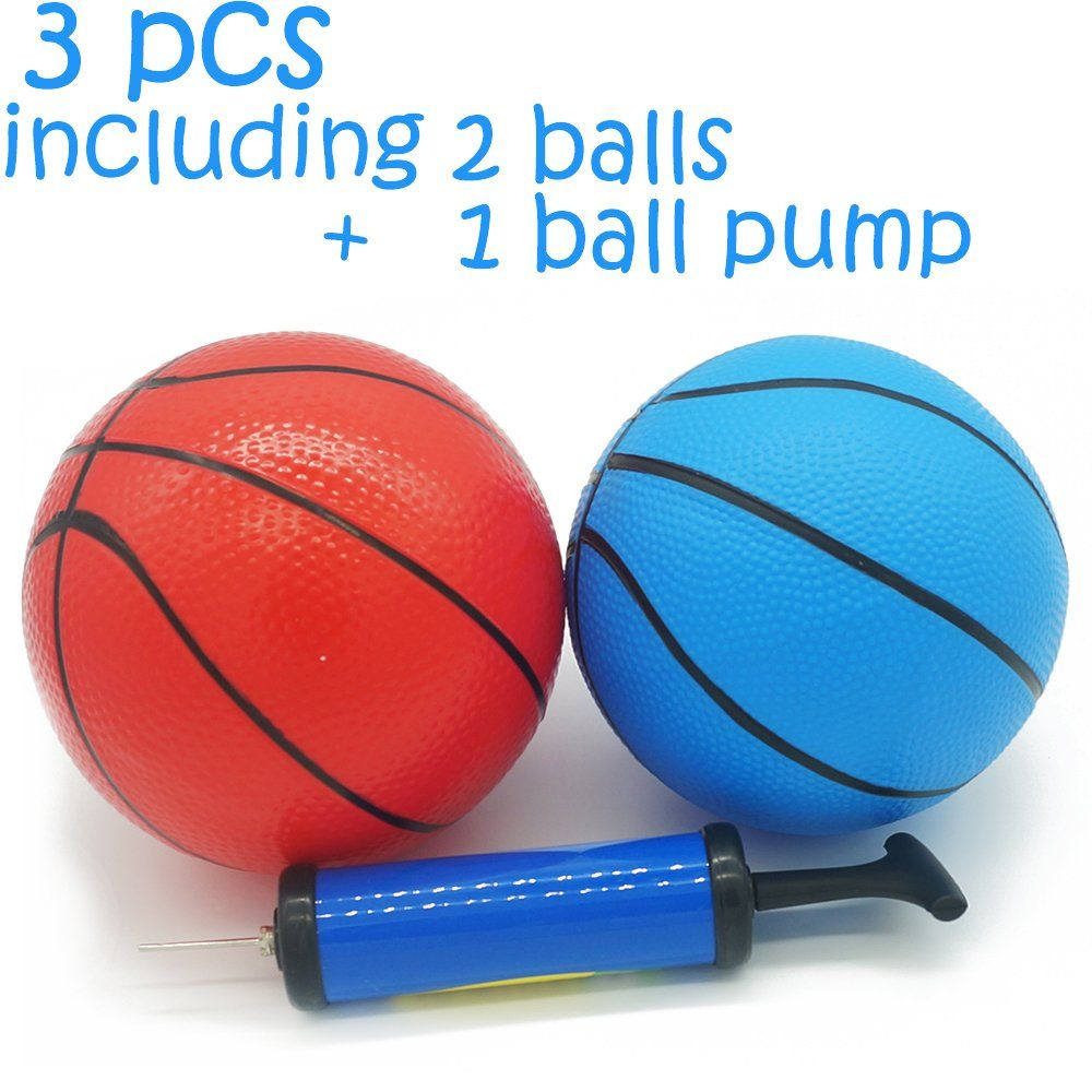 Mini Toy Basketball Pool Basketball Ball Water Inflactable Basketball Poolsport Swimming Pool Game Ball Toy With Pump Basketball Pool Basketball Basketball Kit