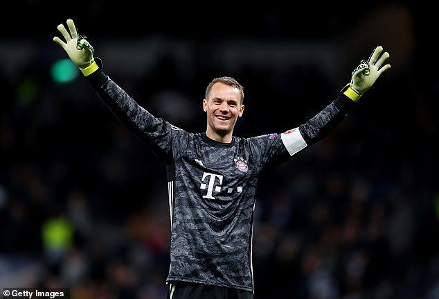 Long thought the finest goalkeeper on the planet in the decade, Manuel Neuer is a no-brain...