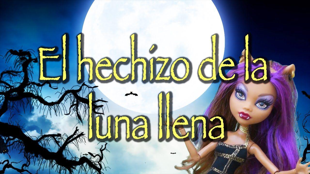 El Video Español La High Clawdeen De Monster En Hechizo Wolf n0OkwP