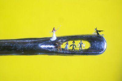 microscopic sculptures willard wigan