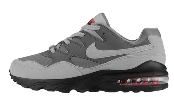 RELEASE REMINDER | Launching at midnight tonight  Nike Air Max 94 Wolf Grey  http://ift.tt/1Hk5hvh