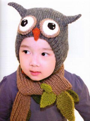 Wise Old Owl Hat Bileklikler Pinterest Owl Hat Owl And Knit