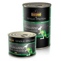 Belcando Pure Kangaroo  Hrana za pse, meso kengura, konzerva.  http://www.apetit.rs/belcando-pure-kangaroo-400gr