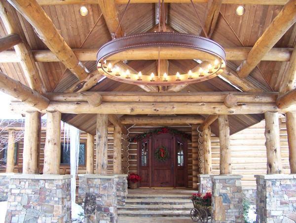 rustic lighting chandeliers. Western Rustic Patio Lighting Fixtures | Log And Wrought Iron FixturesOriginal . Chandeliers H