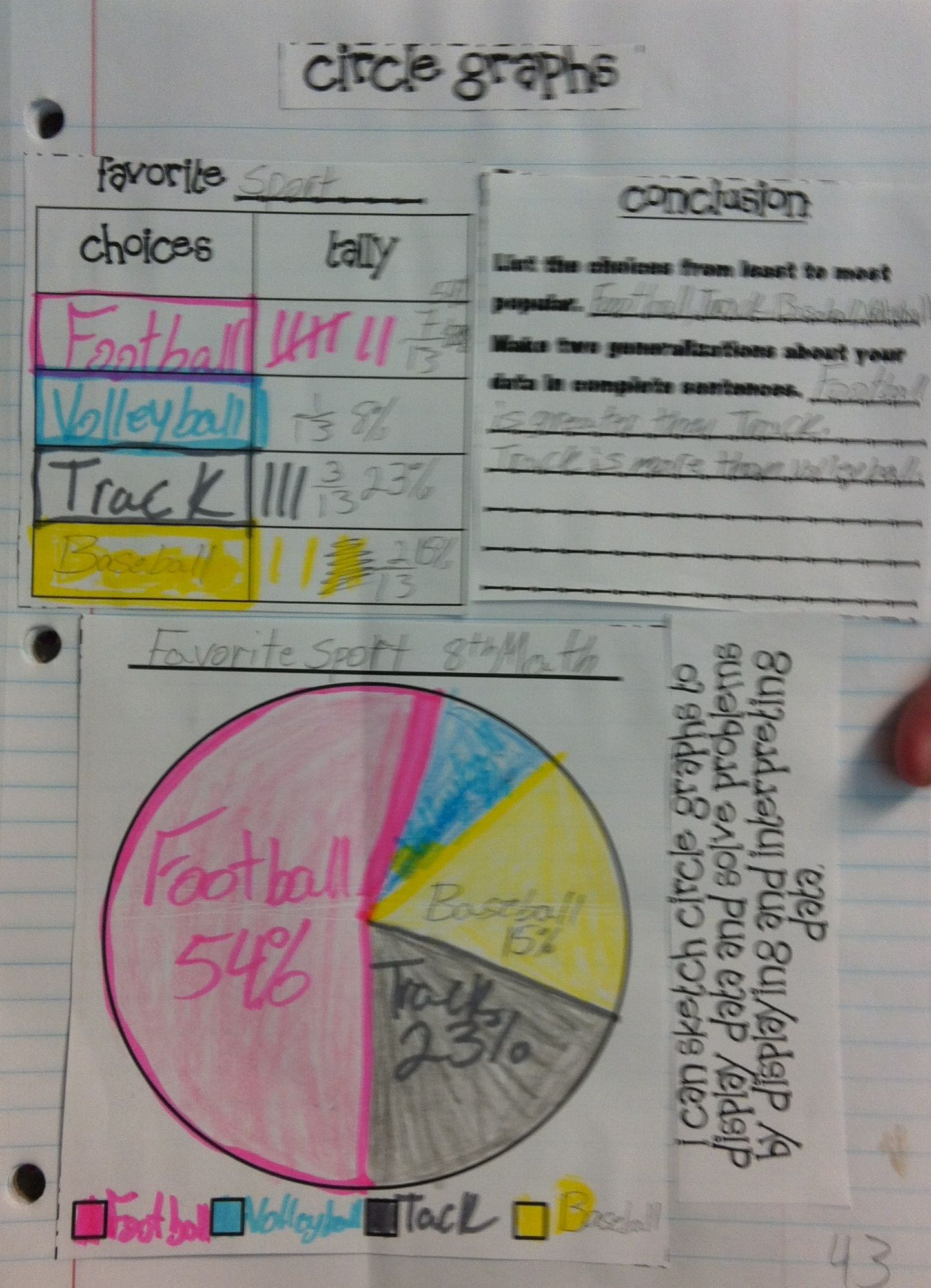 Bar Graph Worksheet 5th Grade