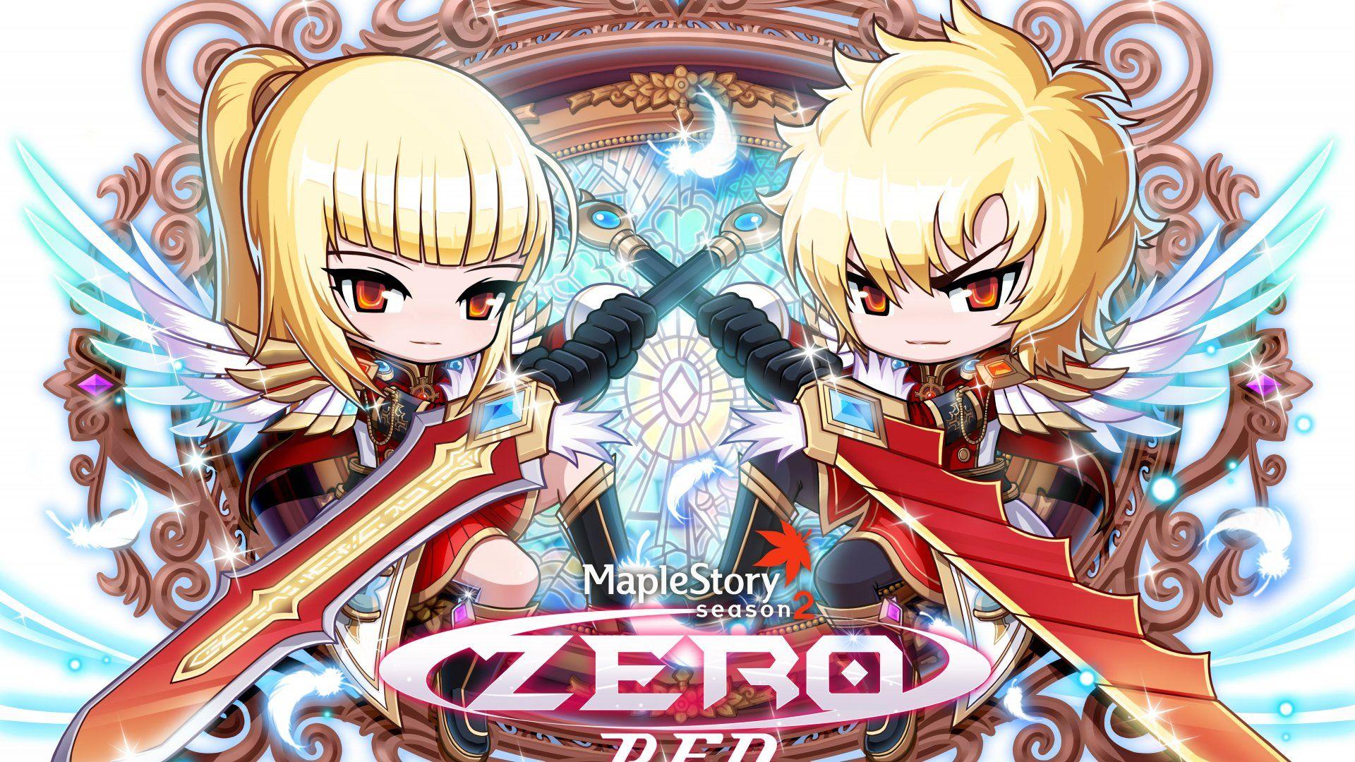 Anime chibi image by John Register on Maplestory 2