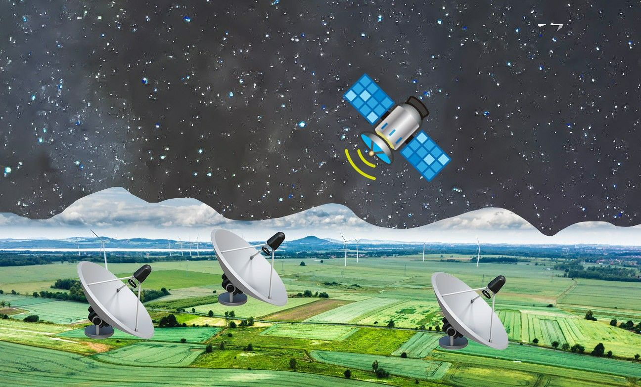Satellite Internet Access Is Internet Access Provided Through Com Satellites In 2020 Satellites Broadband Not Good Enough