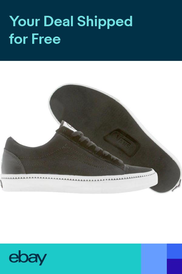 Vans x HUF Old Skool LX (black true white)   Vans, Adidas