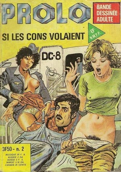 Cover for Prolo (Elvifrance, 1978 series) #2