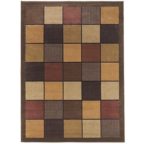 Ashley Furniture Signature Design Patchwork Rug Medium Brown >>> Find out more about the great product at the image link.