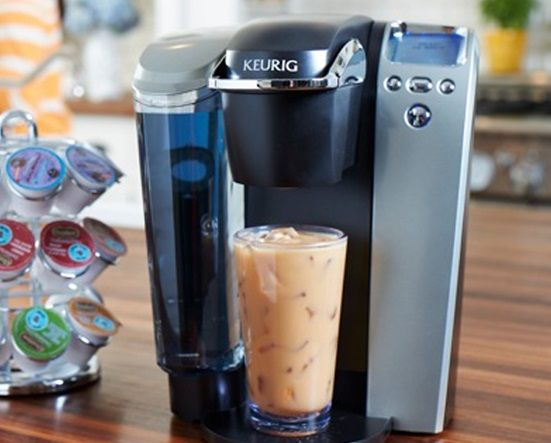 The Keurig Iced Coffee Is A Great Drink That You Can Sip Any Day Or Season A Steaming Hot Co Iced Coffee Drinks Making Cold Brew Coffee How To Make Ice